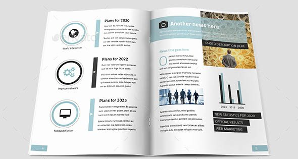 Indesign Business Plan Template Unique 18 Great Indesign Newspaper Templates – Desiznworld