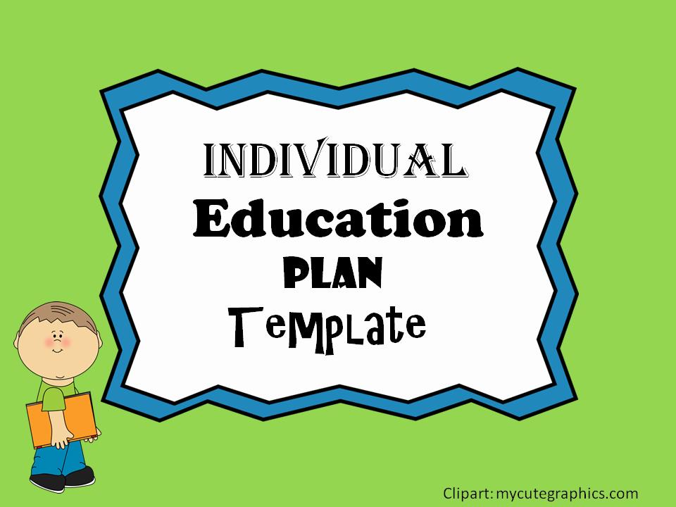 Individual Education Plan Template Beautiful Individual Education Plan Iep Template – Mash
