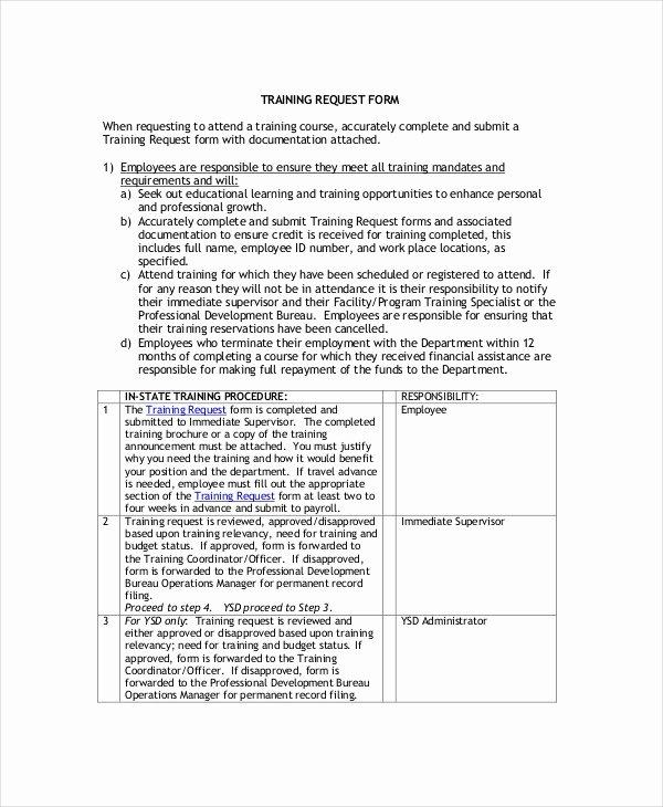 Individual Employee Training Plan Template Lovely 15 Training Plan Templates Word Pdf
