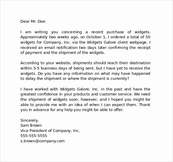 Informal Letter Writing format Lovely 10 Sample Informal Letters Doc Pdf