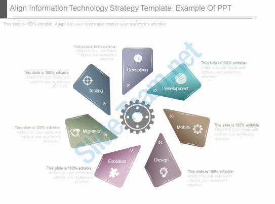 Information Technology Strategic Plan Template Awesome Align Information Technology Strategy Template Example