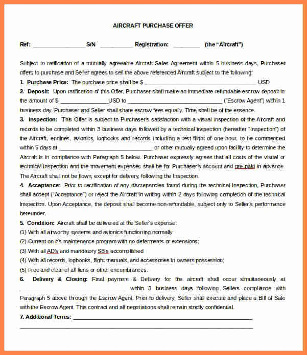 Intent to Purchase Business Agreement Fresh 6 Letter Of Intent to Purchase Business Template