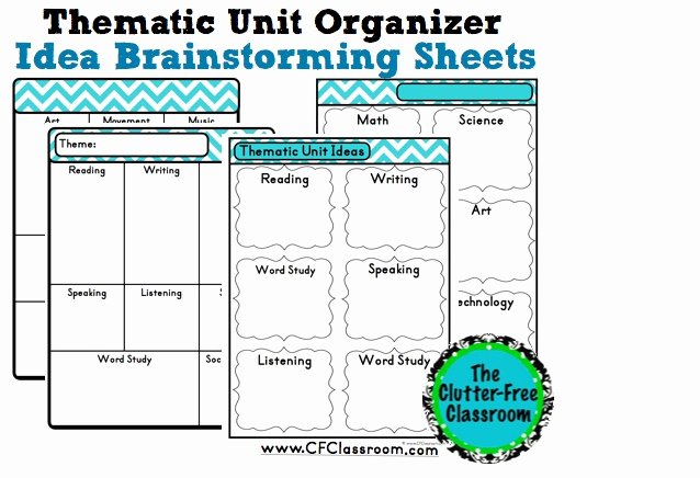 Interdisciplinary Unit Plan Template Lovely Tips for Planning An Integrated Teaching Unit Cross