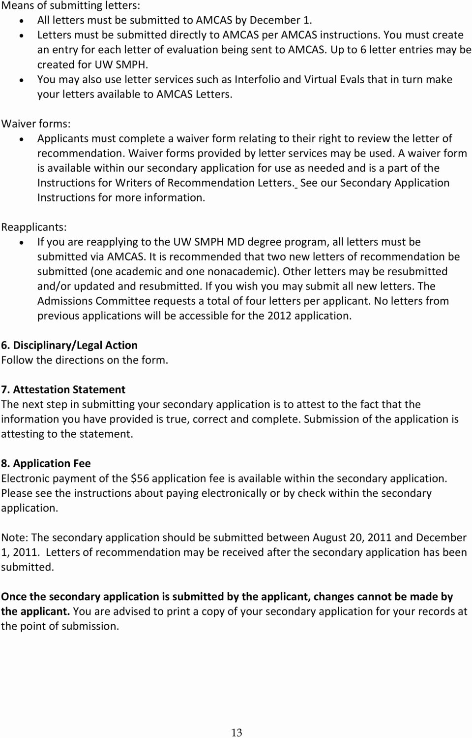 Interfolio Letter Of Recommendation Inspirational University Of Wisconsin School Of Medicine and Public