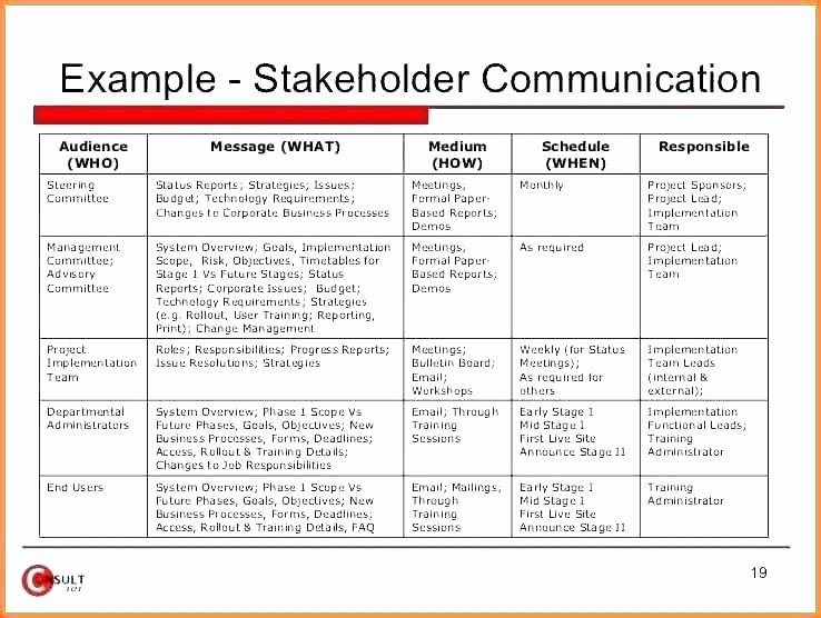 Internal Communication Plan Template Elegant Internal Munications Plan Template Internal