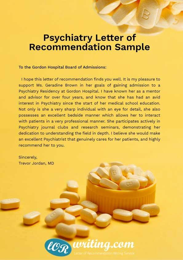 Internal Medicine Letter Of Recommendation Fresh Professional Residency Letter Of Re Mendation Sample