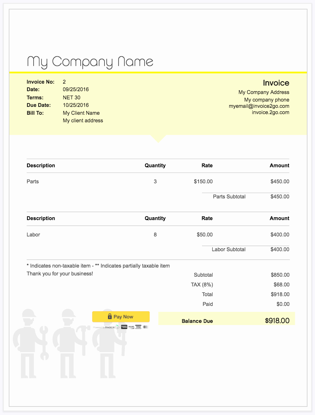 Is An Invoice A Receipt Unique How to Create A Professional Invoice Sample Invoice