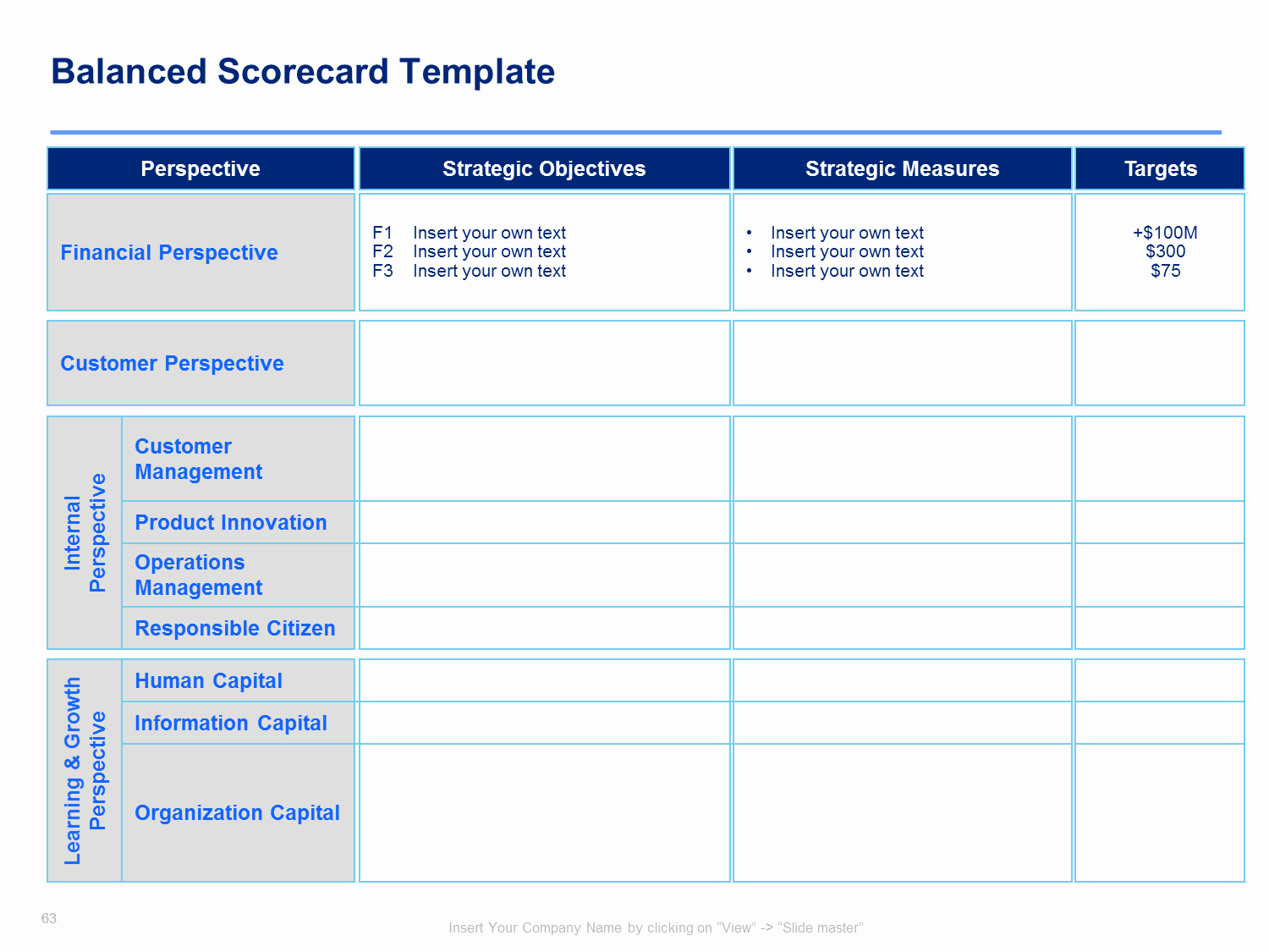 It Strategic Plan Template Awesome Download A Simple Strategic Plan Template