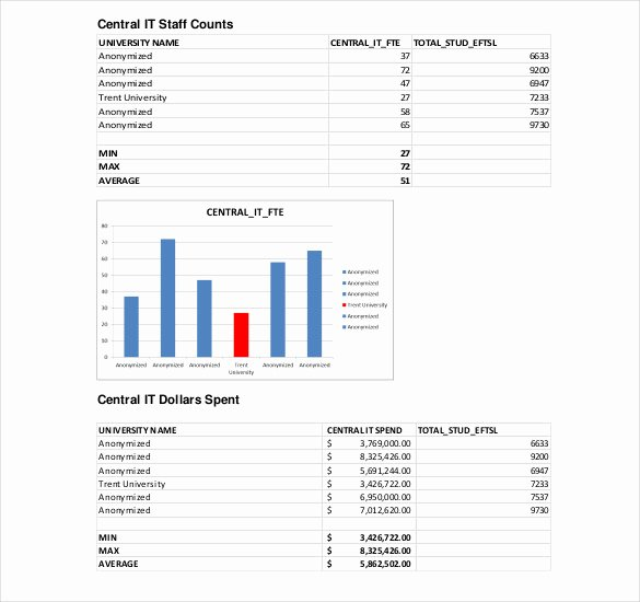 It Strategic Plan Template New It Strategy Template 13 Word Pdf Documents Download