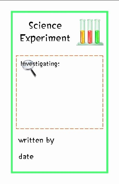 Jist Card Template Awesome Gallery Of Printable Science Fair Board Labels Science