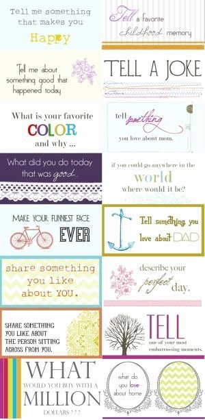 Jist Card Template Beautiful 29 Best Question Of the Day Ideas Images On Pinterest