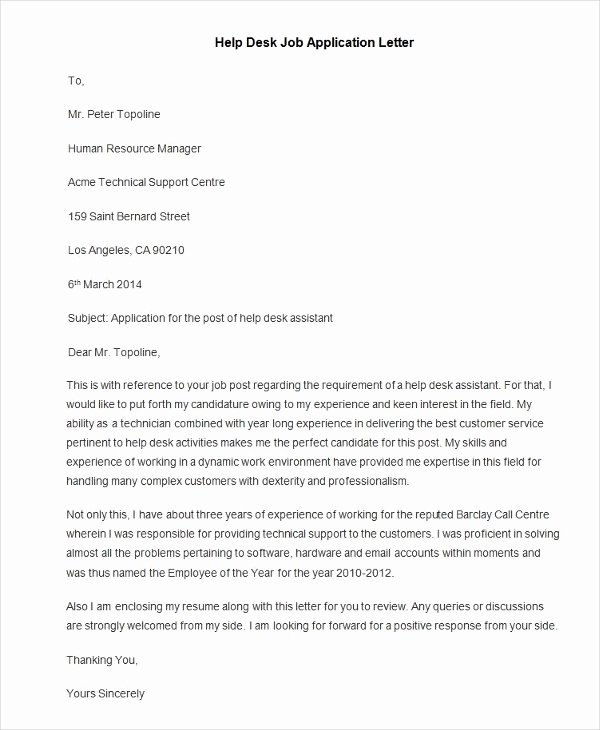 Job Application Letter format Pdf Beautiful 94 Best Free Application Letter Templates & Samples Pdf