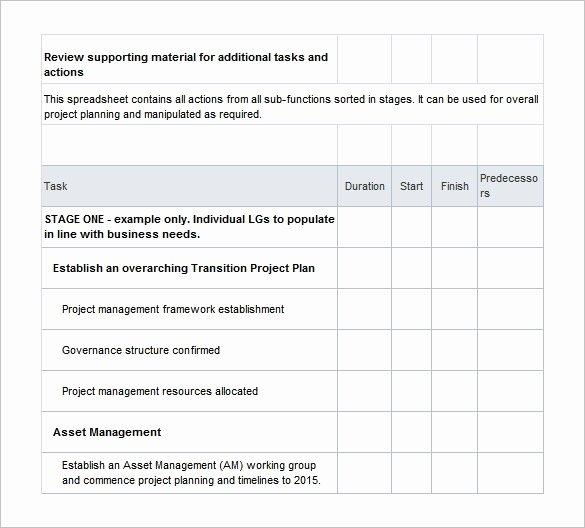 Job Transition Plan Template Awesome 12 Transition Plan Template Ai Psd Google Docs Apple