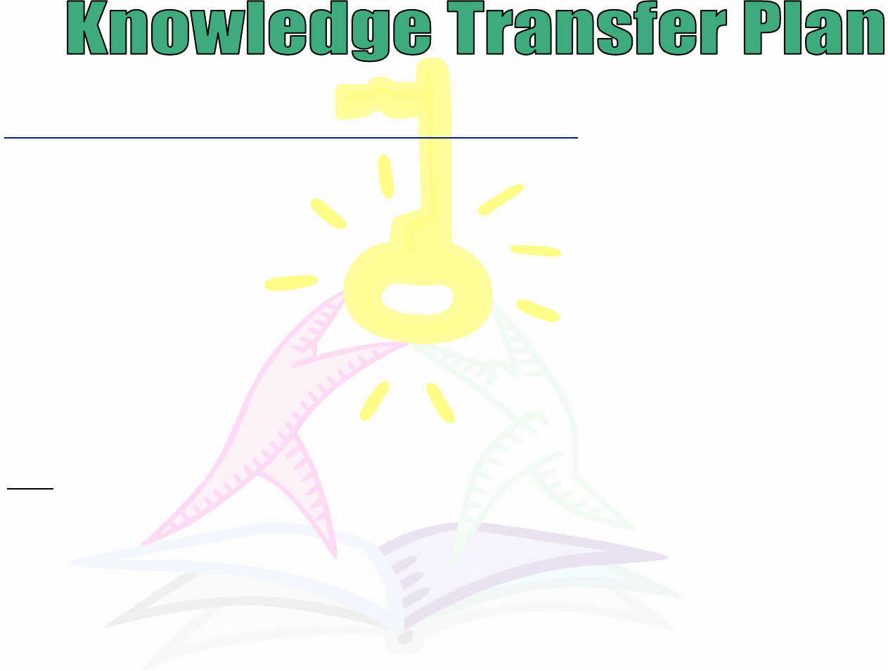 Knowledge Transition Plan Template Unique Download Role Transition Plan for Free Tidytemplates