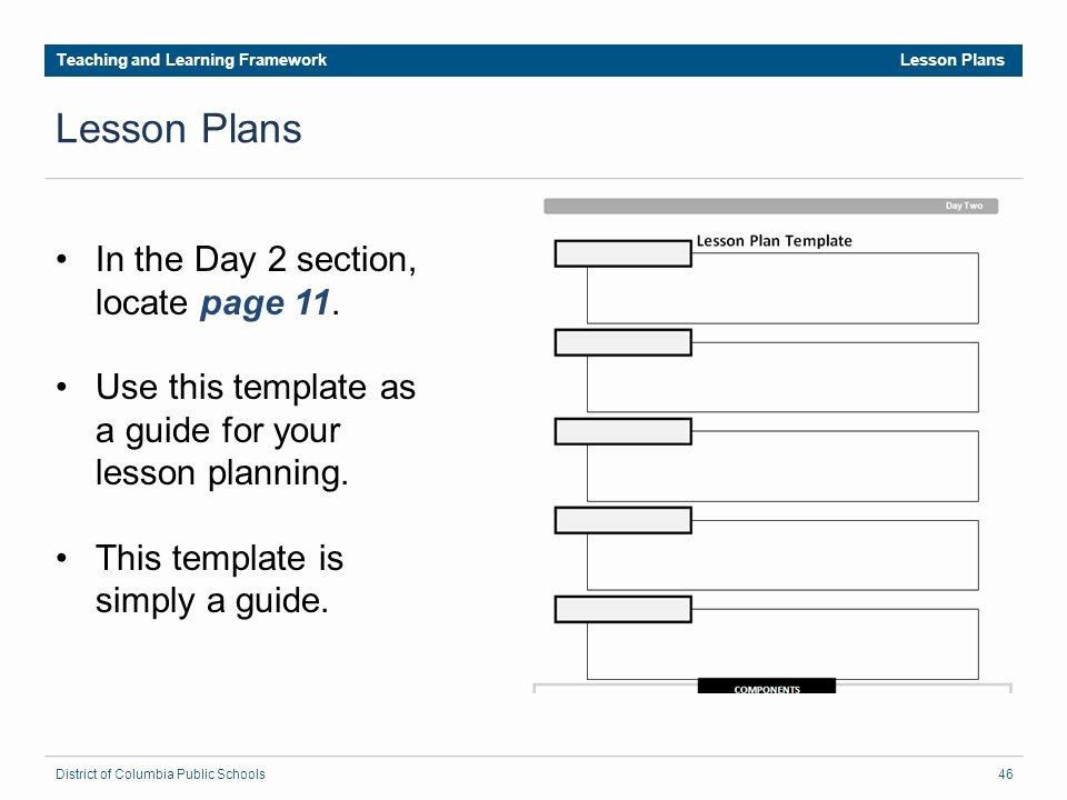 Ktip Lesson Plan Template Luxury 28 Images Dcps Lesson Plan Template Dcps Lesson Plan