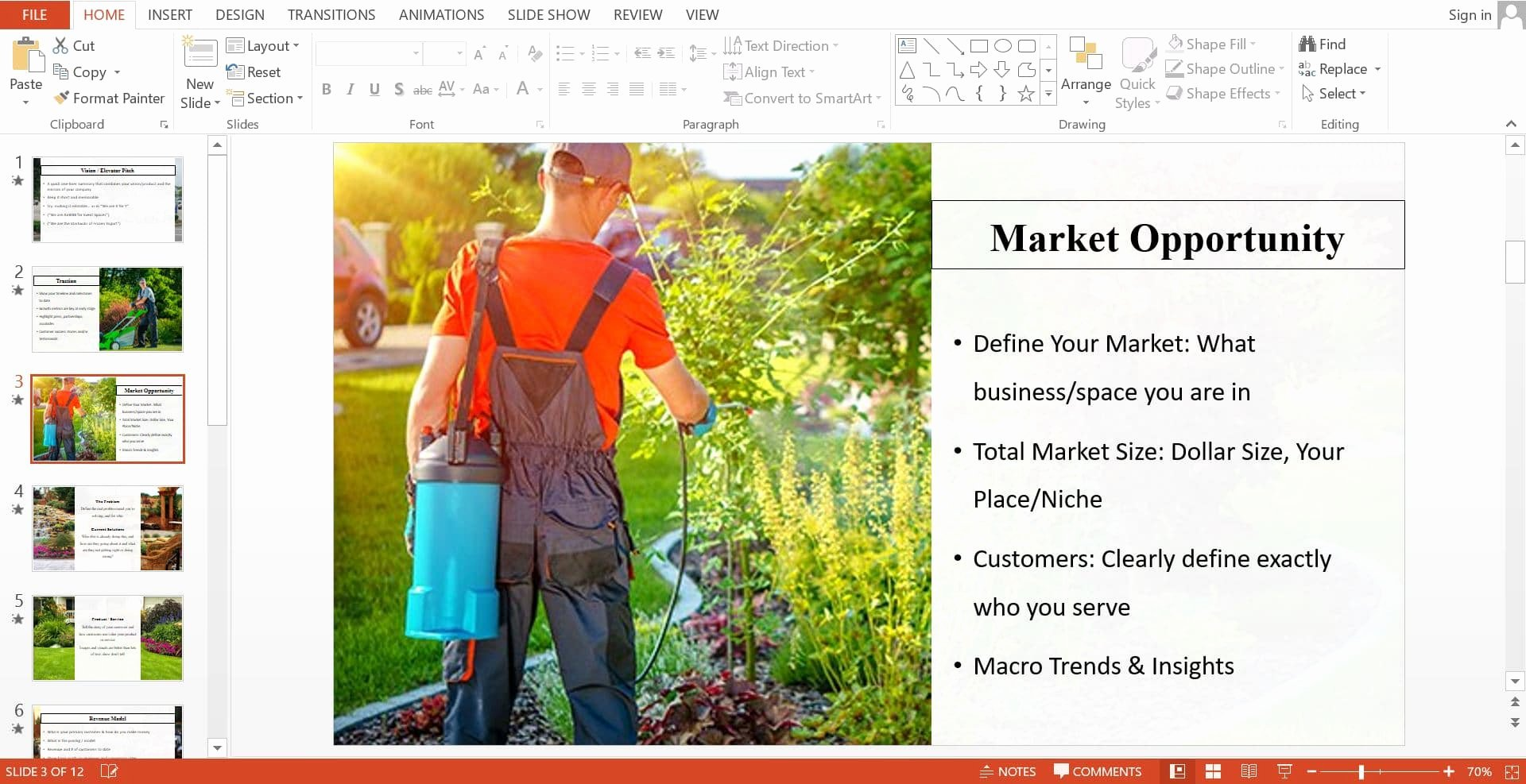 Landscaping Business Plan Template Fresh Landscaping Business Plan Template Black Box Business Plans