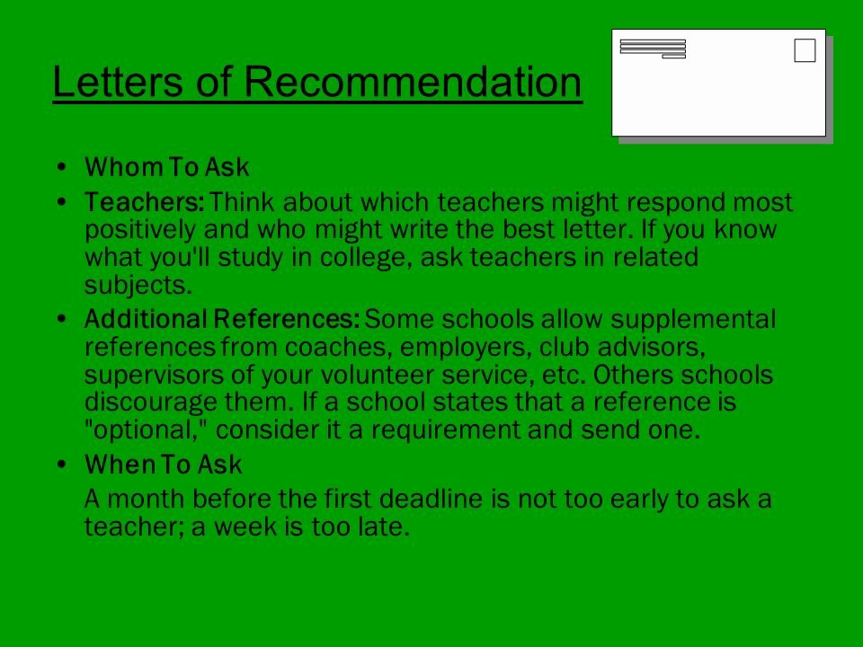 Late Letter Of Recommendation Elegant Junior and Senior Workshop Ppt