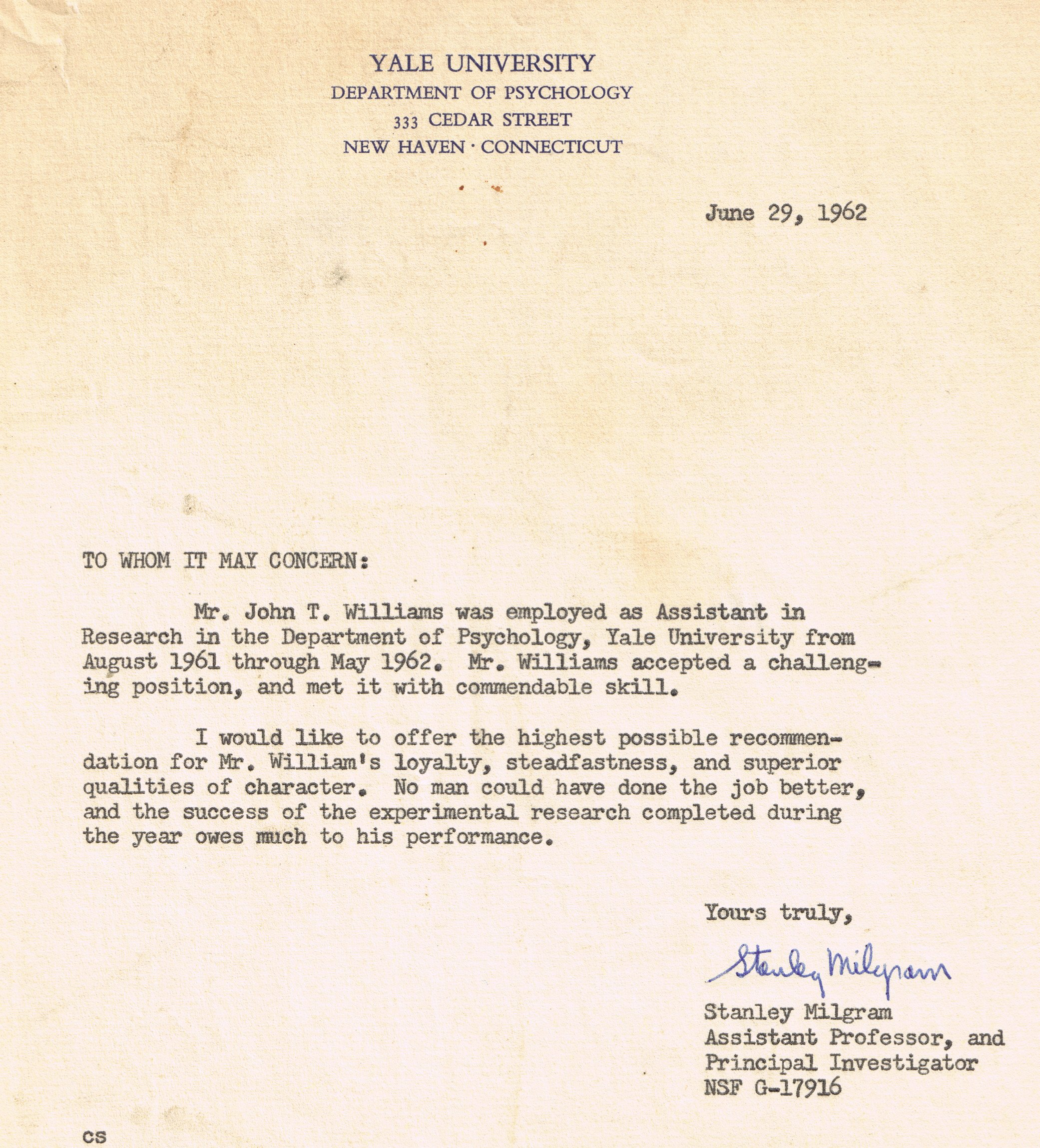 Late Letter Of Recommendation Inspirational Obe Nce to Authority Experimenter – Much More Than An