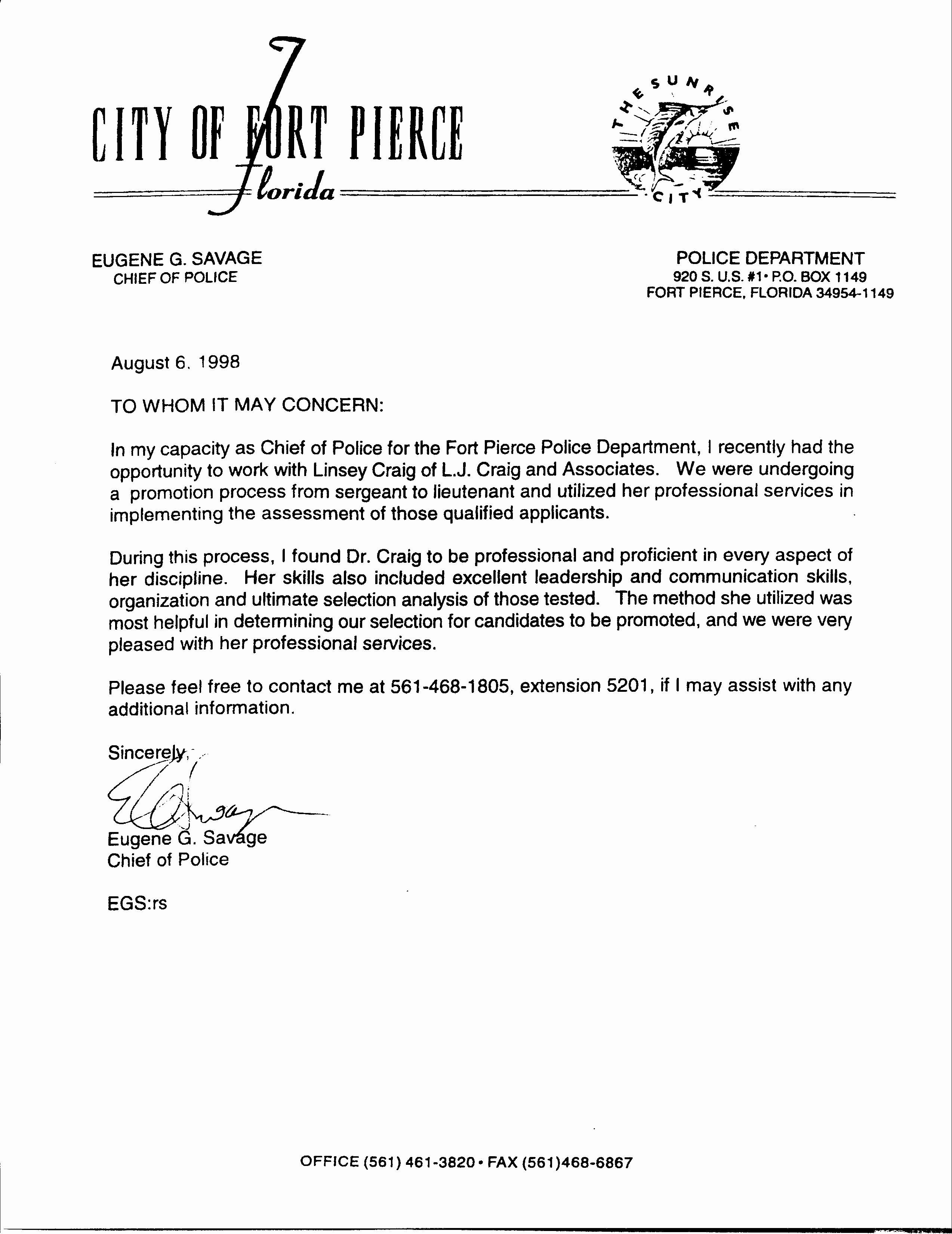 Law Enforcement Letter Of Recommendation Unique Promotional Exams and assessment Centers for Law Enforcement