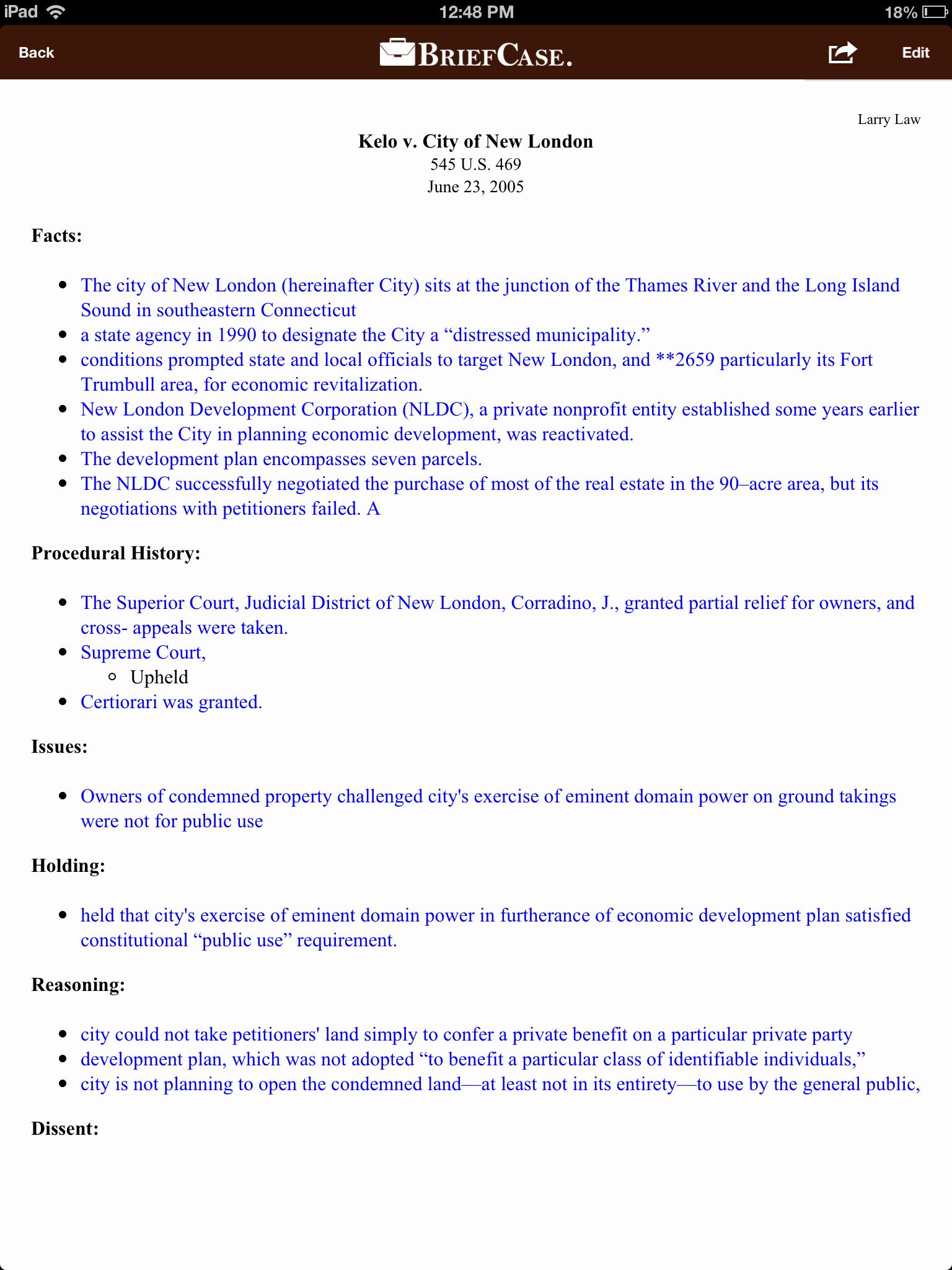 Law School Case Brief Template Elegant 9 Best Of Interoffice Memo format App Law School