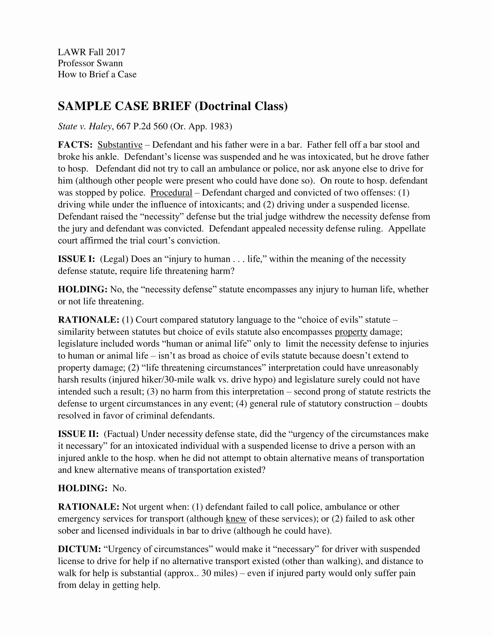 Law School Case Brief Template Lovely 8 Case Summary Examples Doc Pdf