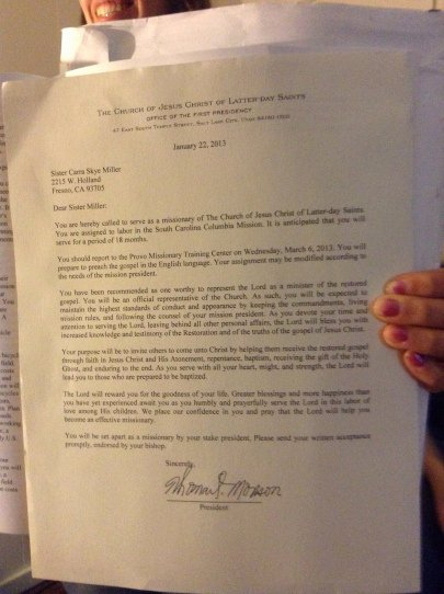 """Lds Mission Call Letter Template Beautiful """"south Carolina Low Country"""" Josh Turner"""