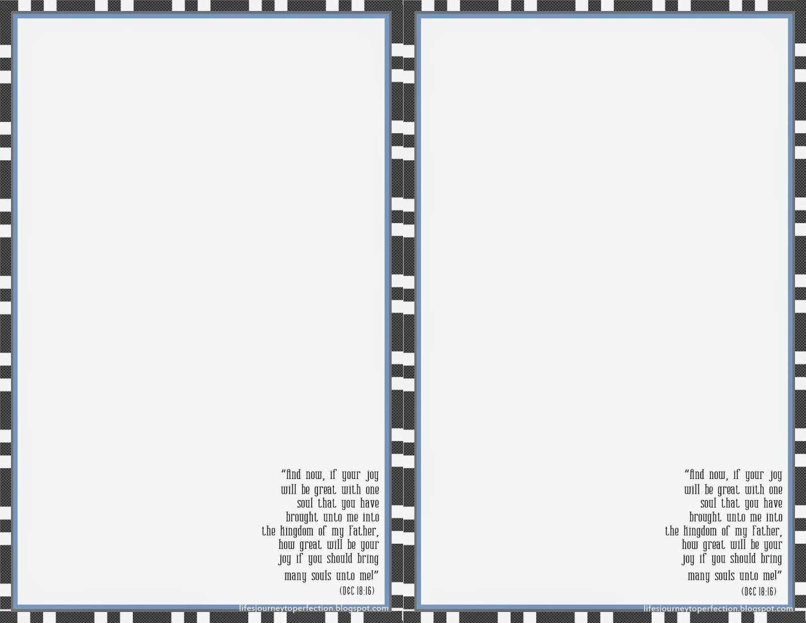 Lds Missionary Letter Template Lovely Life S Journey to Perfection Relief society Pursuit Of