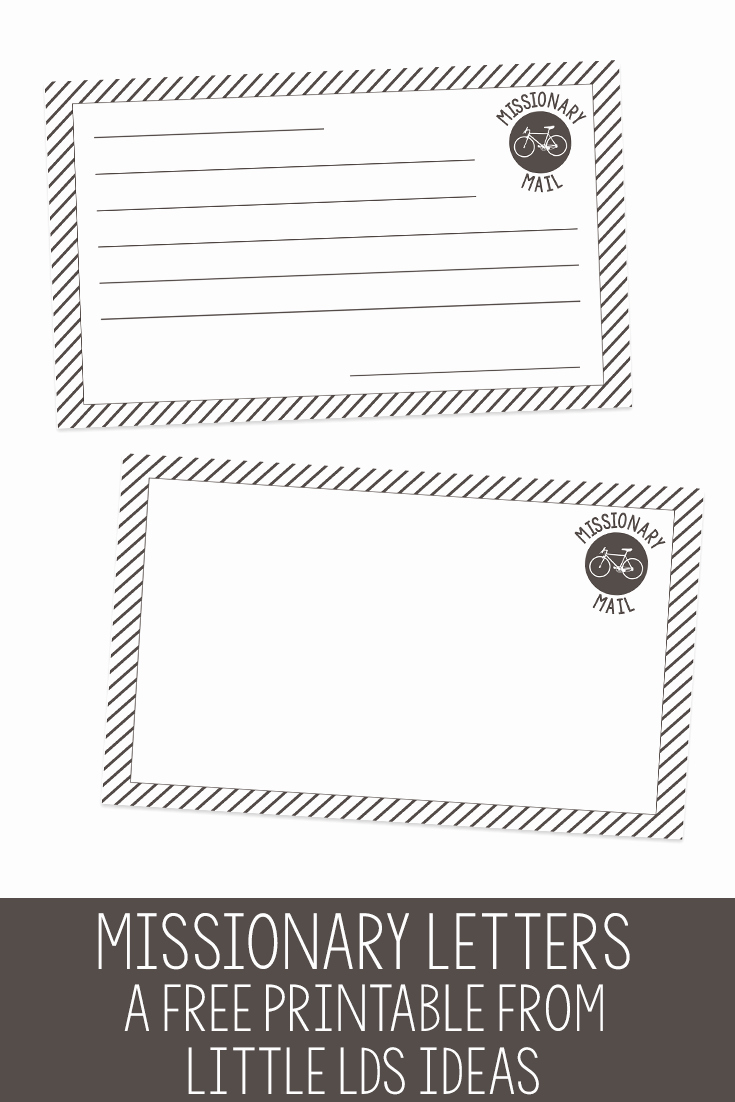 Lds Missionary Tag Template Fresh September 2016 Sharing Time Idea Missionary Work