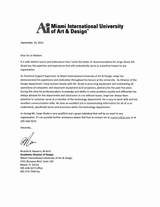 Leadership Letter Of Recommendation Best Of Re Mendation Letter for Leadership Skills Letter Of Re