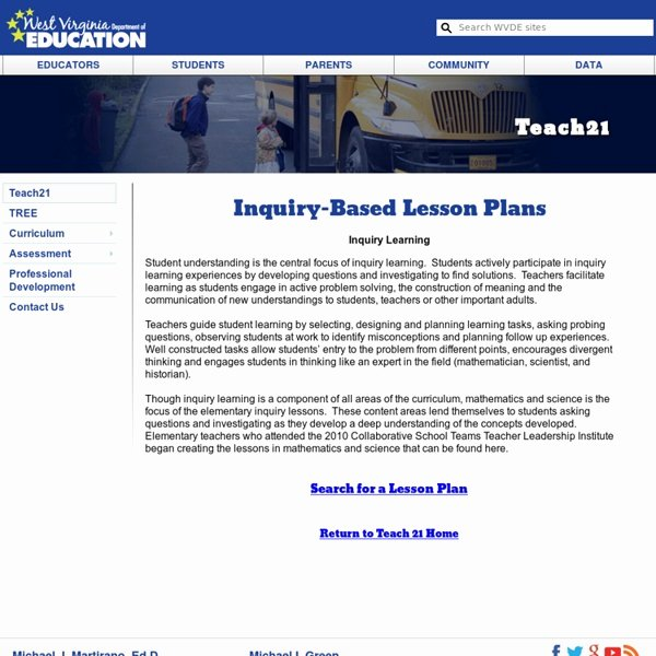 Learning Focused Lesson Plan Template New Inquiry Based Lesson Plans