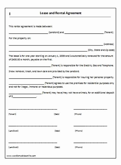 Lease Transfer Agreement Template Best Of Rent Lease Agreement