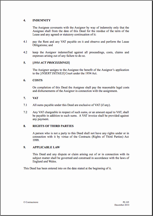 Lease Transfer Agreement Template Inspirational 10 Best Of Transfer Property Agreement Example