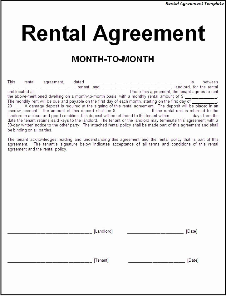 Lease Transfer Agreement Template Luxury Printable Sample Simple Room Rental Agreement form