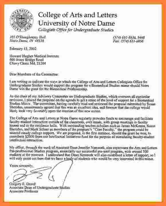 Legal Letter Of Recommendation Lovely 9 Law School Letter Of Re Mendation