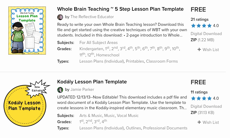 Lesson Plan Template Pdf Awesome Best 4 Websites to Download Free Lesson Plan Template Pdf