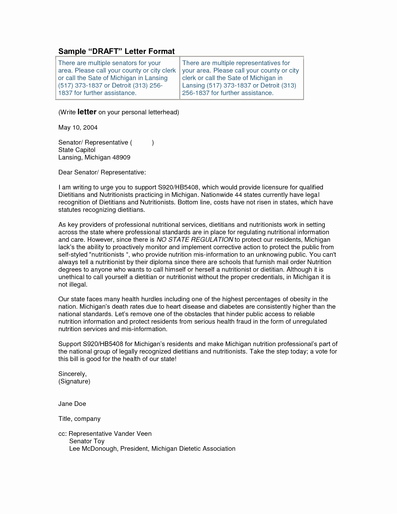 Letter format Carbon Copy Awesome Sample Letter with Cc