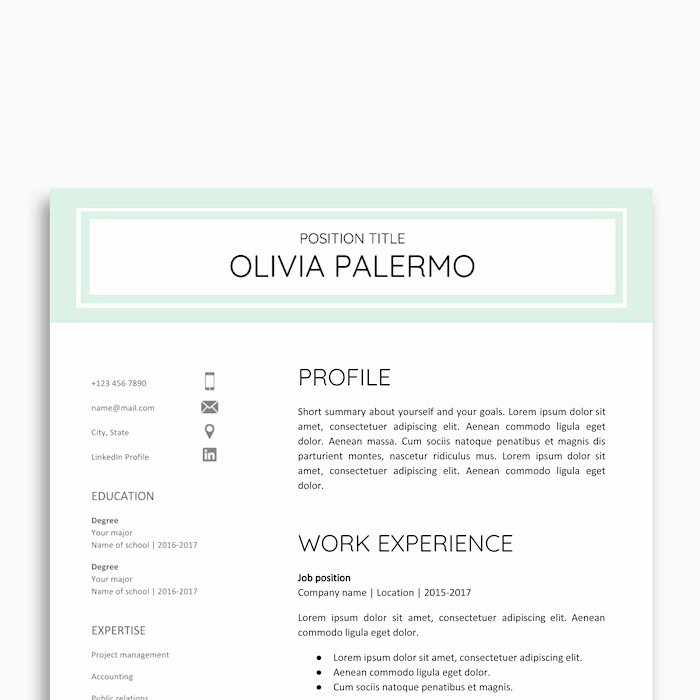 Letter format Google Docs Awesome 21 Best Google Docs Resume Templates Google Drive Examples