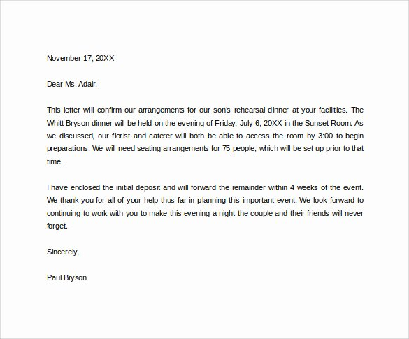 Letter format On Word Beautiful formal Business Letter format 29 Download Free