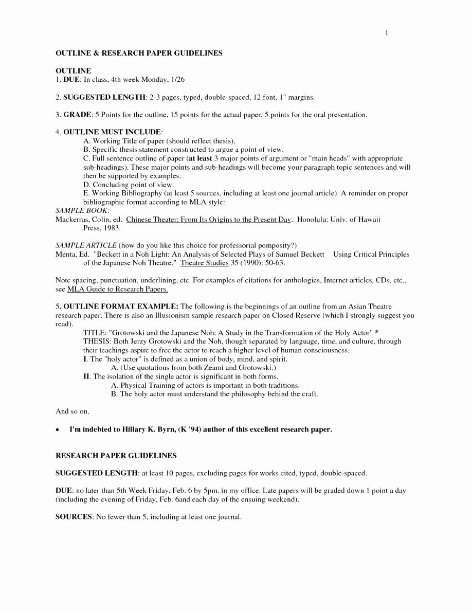 Letter In Mla format Best Of 4 5 Mla format Spacing