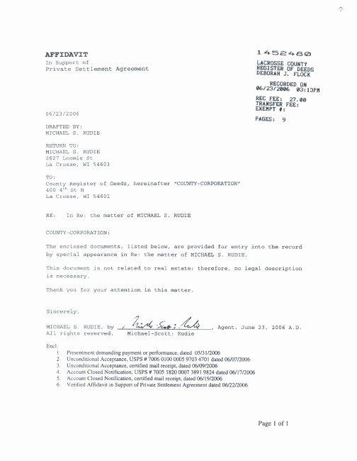 Letter Of Affidavit Of Support Inspirational Cover Letter for Affidavit Support Elegant Affidavit