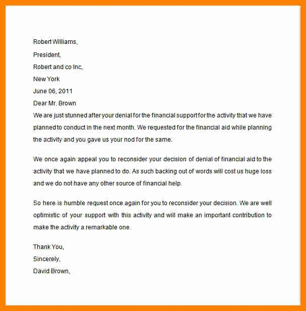 Letter Of Contribution for Loan Modification Best Of Financial Hardship Letter