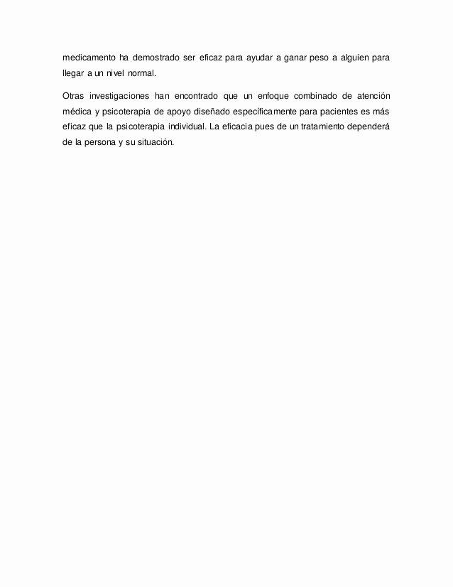 Letter Of Explanation for Address Template Luxury Ensayo De Trastornos Alimenticios
