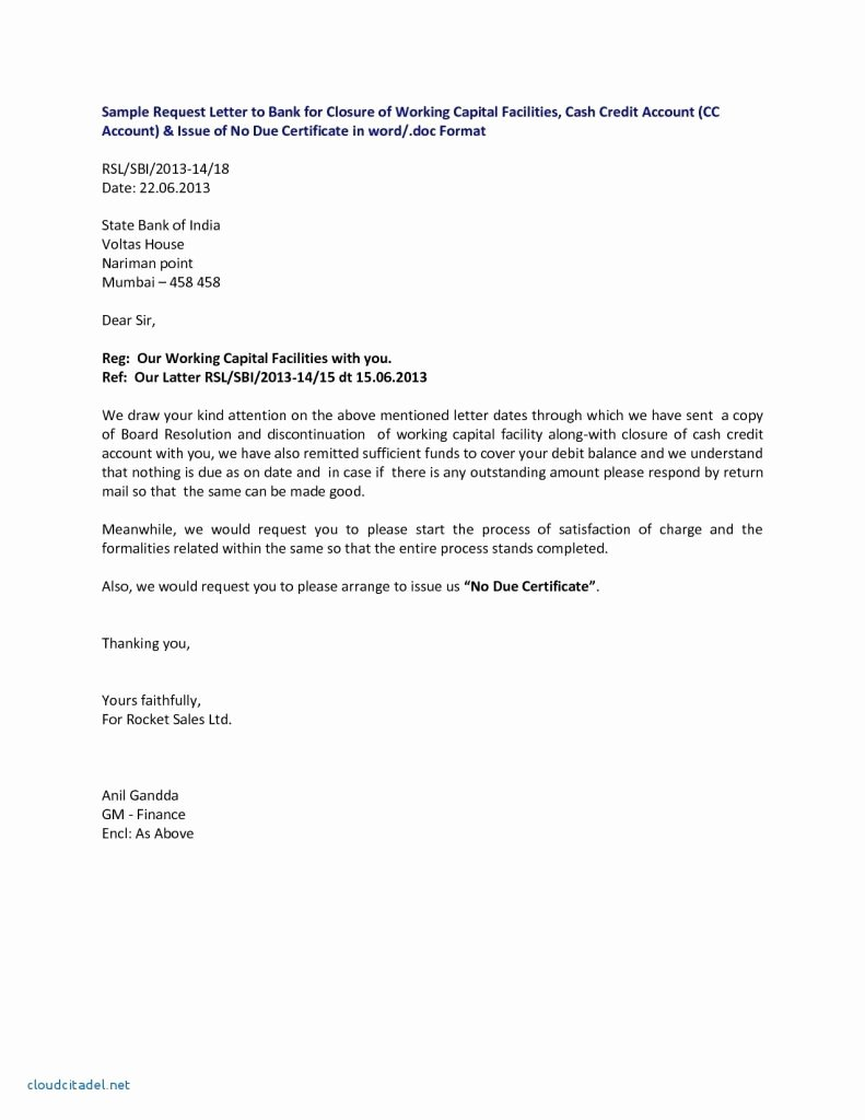 Letter Of Explanation for Credit Inquiries Template New Sample Letter Explanation for Overdraft Fees