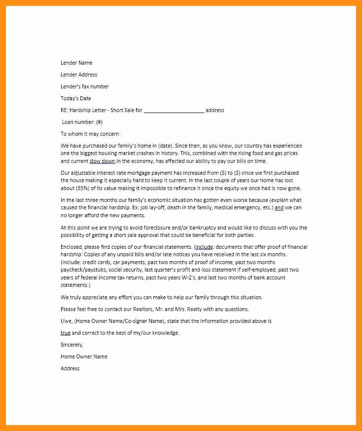 Letter Of Explanation Word Template Awesome 10 11 Letter Of Explanation Word Template