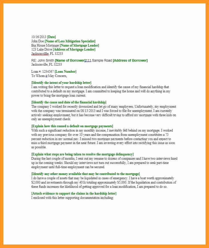 Letter Of Explanation Word Template Beautiful Letter Of Explanation Word Template