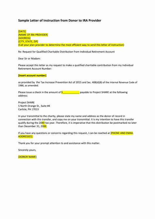 Letter Of Instruction Template Bank Best Of top 6 Letter Instruction Free to In Pdf format