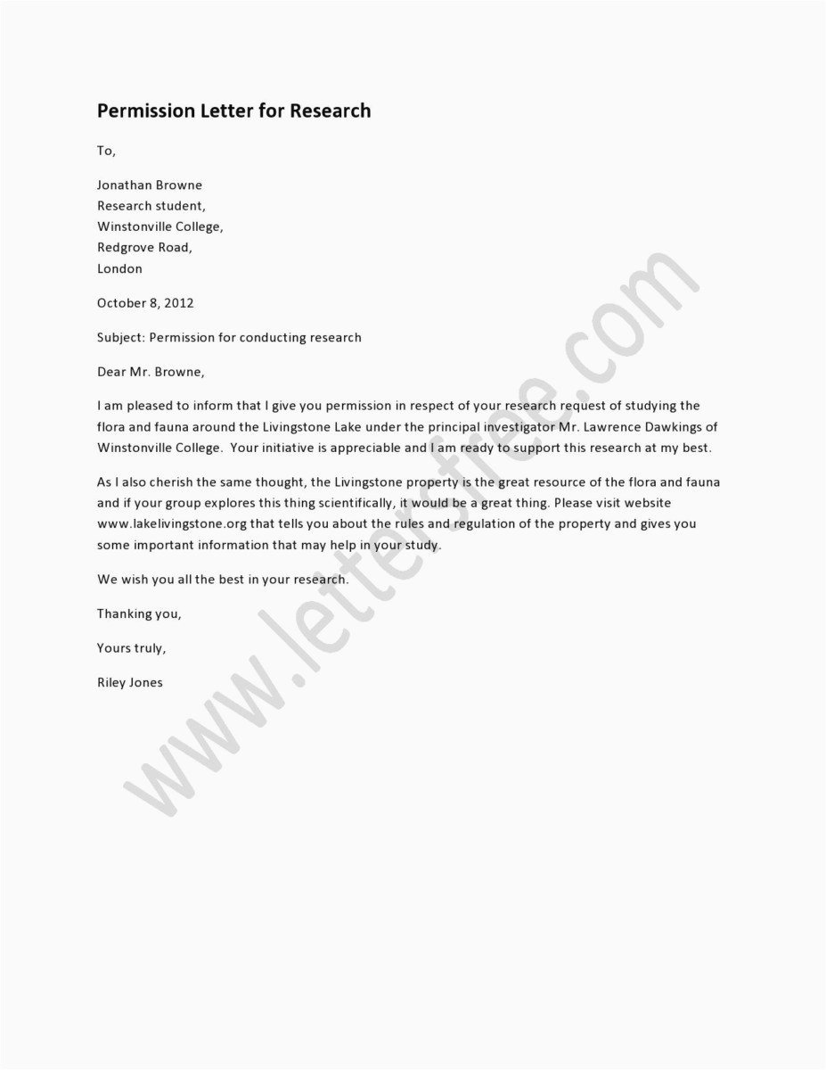 Letter Of Permission to Travel with Grandchildren New Letter Permission to Travel with Grandchildren Template