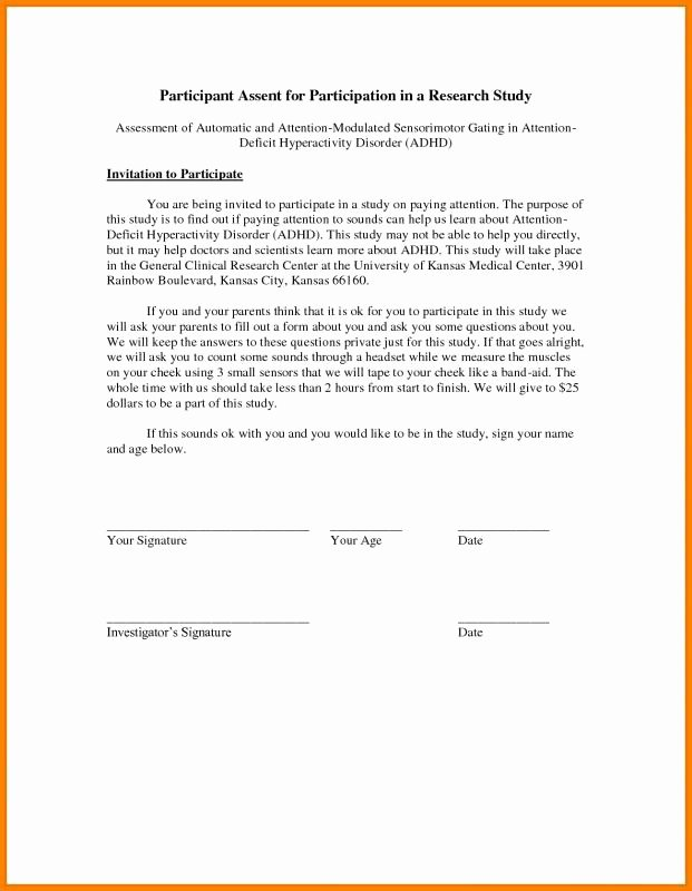 Letter Of Permission to Travel with Grandchildren Template Elegant Parental Consent form