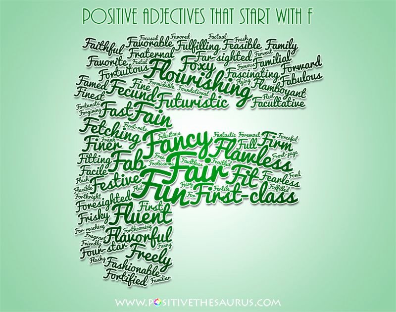 Letter Of Recommendation Adjectives Fresh Pin by Boom Positive On Positive Adjectives Positive