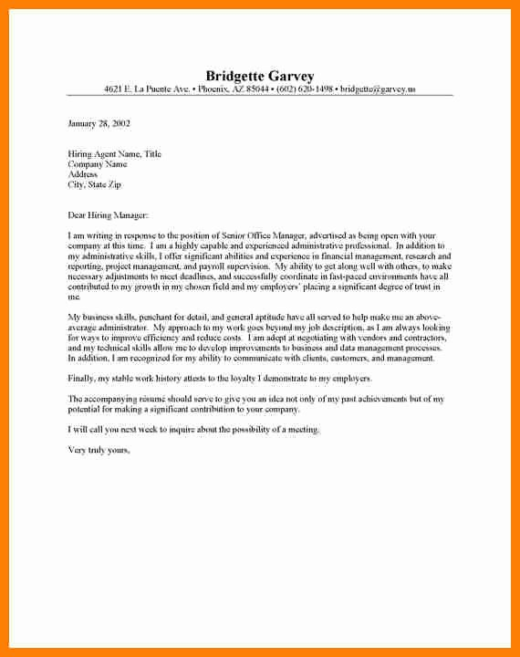 Letter Of Recommendation Administrative assistant Awesome 8 Letter Of Re Mendation Administrative assistant
